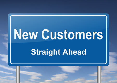 succes: new customers