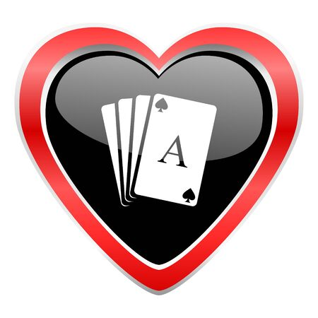 picto: casino icon hazard sign