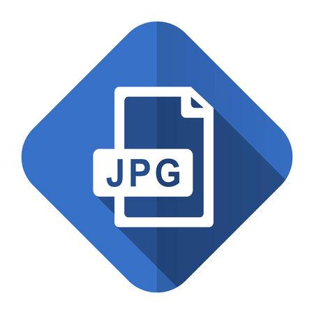 jpg: jpg file flat icon