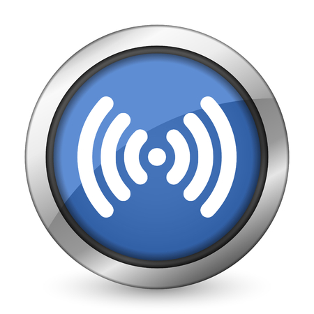 wifi icon wireless network sign photo