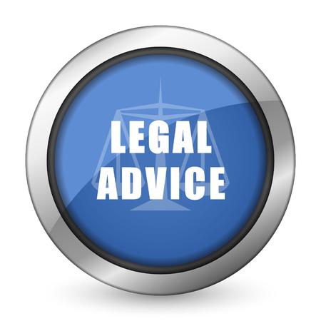 asesoria legal: asesoramiento jur�dico signo ic�nico leyes Foto de archivo