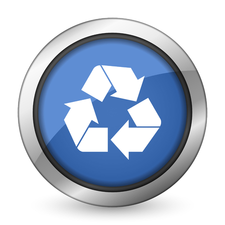 recycle icon recycling sign photo