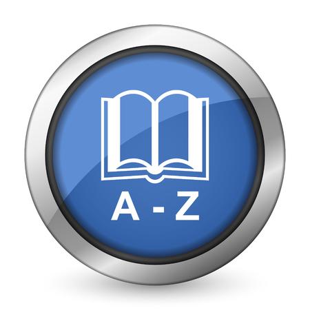 dictionary icon