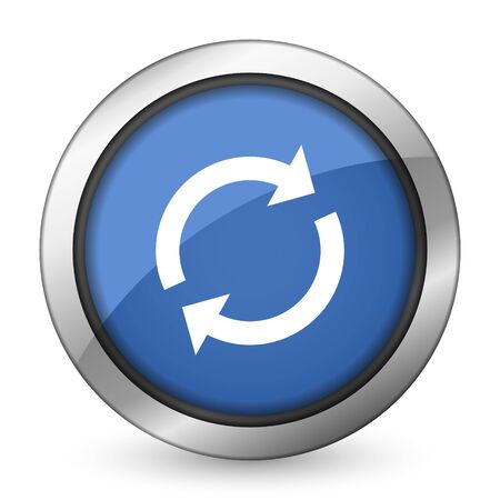 refresh: reload icon refresh sign
