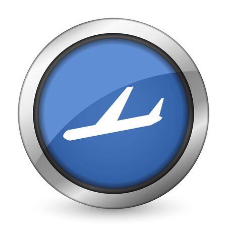 arrivals: arrivals icon plane sign