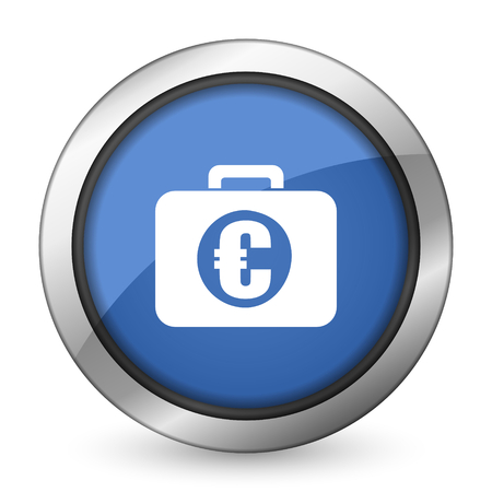 financial icon photo