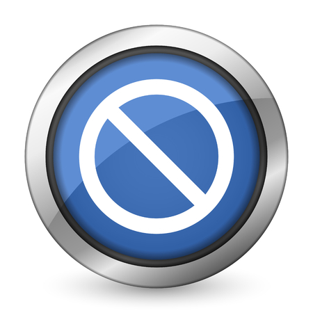 access denied: access denied icon Stock Photo