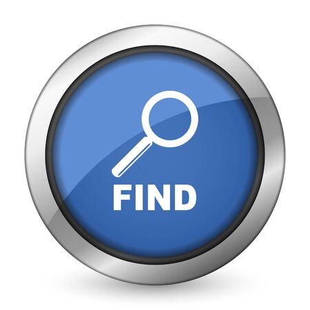 to find: find icon