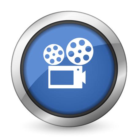 movie icon cinema sign photo