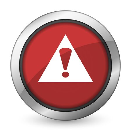 exclamation icon: exclamation sign red icon warning sign alert symbol