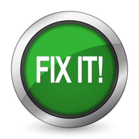green it: fix it green icon