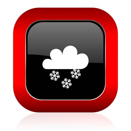 snowing: snowing icon waether forecast sign