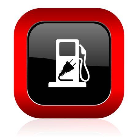 fuel icon hybrid fuel sign photo