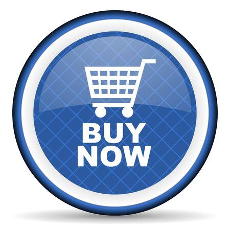 buy now: buy now blue icon