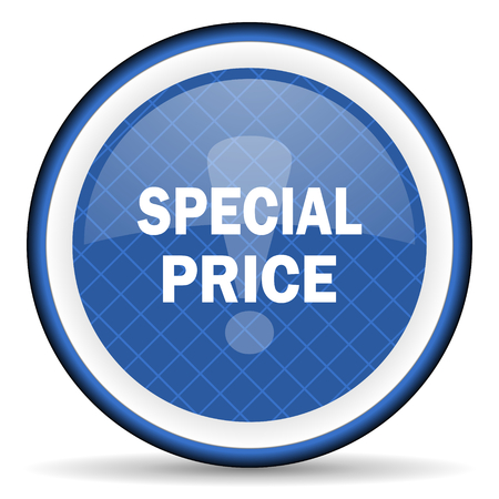 special price: special price blue icon