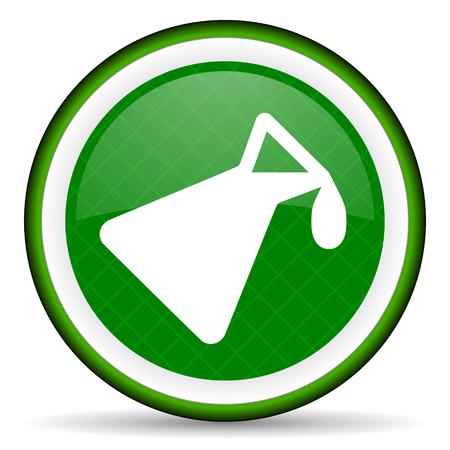 green chemistry: chemistry green icon
