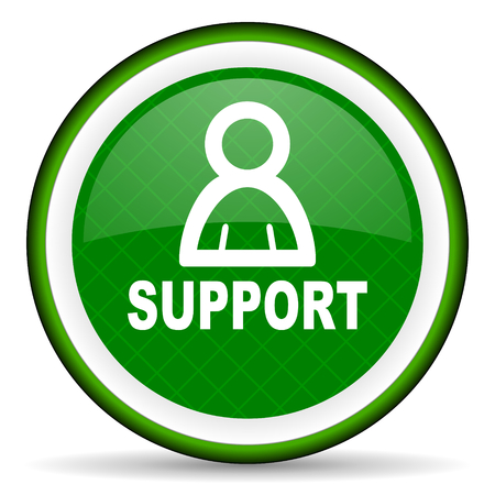 support green icon photo