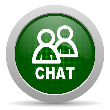 kletsen: chat icon