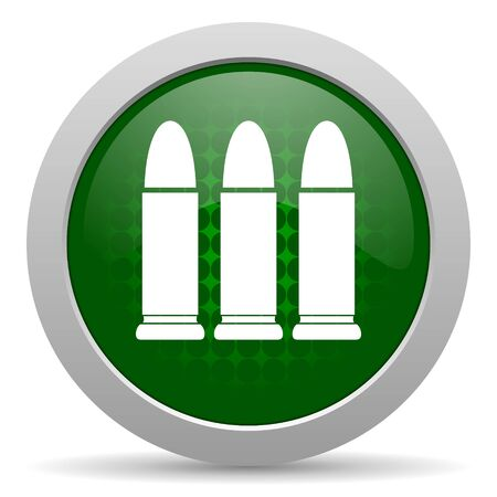 ammunition: ammunition icon weapoon sign