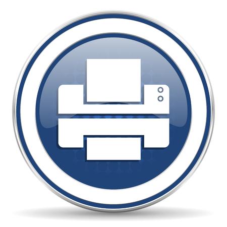 printer icon: printer icon, print sign