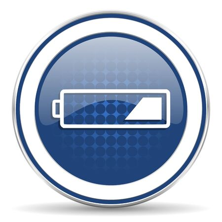 battery icon: battery icon, charging symbol