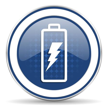 oryginal: battery icon, power sign