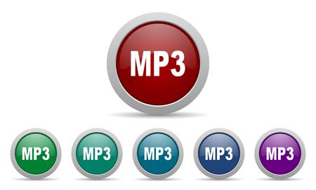 mp3: mp3 icon