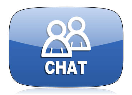 chat icon: chat icon