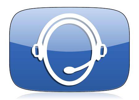 customer service icon: customer service icon Stock Photo