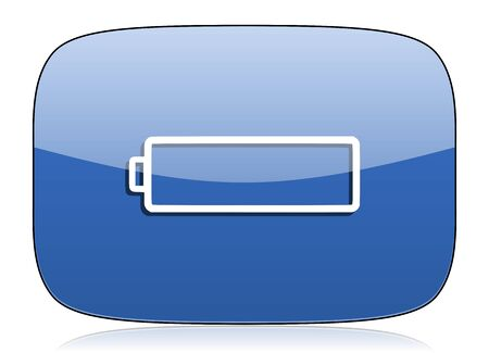 battery icon: battery icon charging symbol power sign