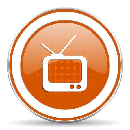 programm: tv orange icon