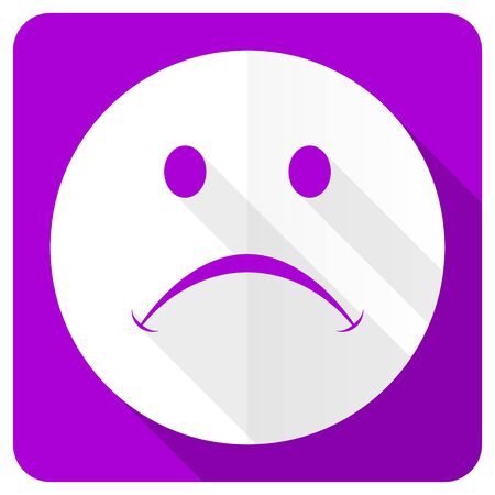 cry: cry pink flat icon
