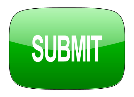 submit: submit green icon