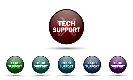 technical support: technical support icon