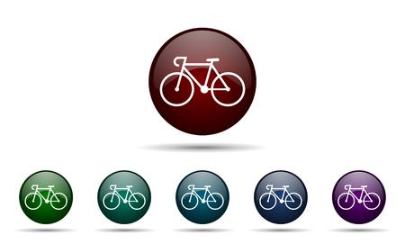 bicycle icon bike sign photo