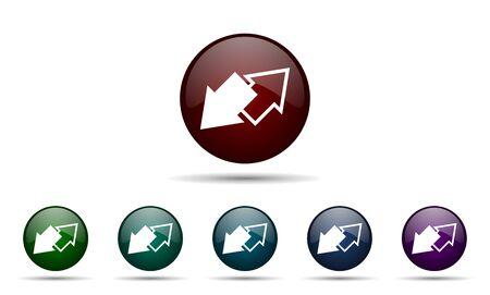 exchange icon photo