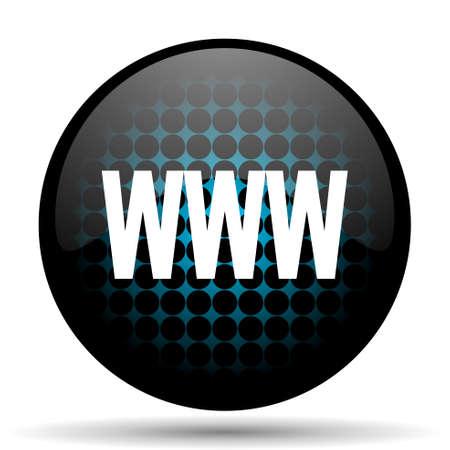 www icon: www icon Stock Photo