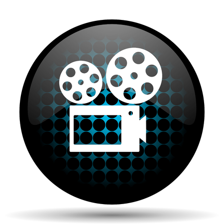 movie icon: movie icon cinema sign
