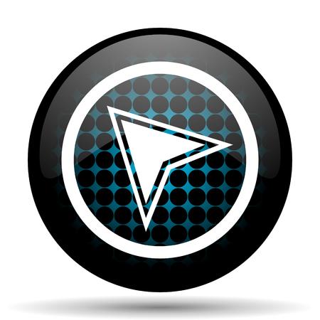 navigation icon: navigation icon Stock Photo