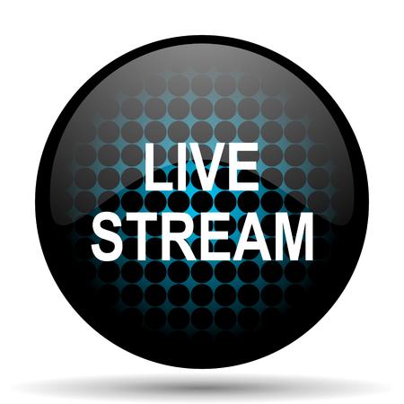 live stream movie: live stream icon