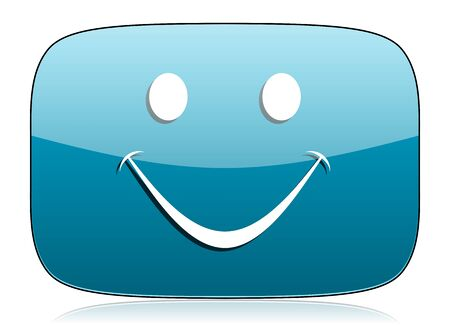 smile icon photo