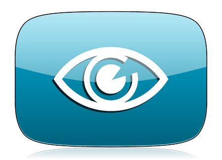 eye icon view sign photo