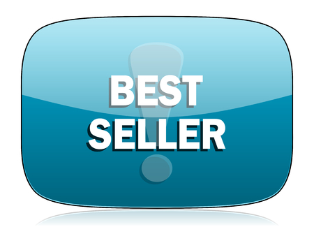 the seller: best seller icon