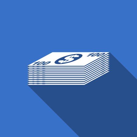 cash money: money flat icon cash symbol