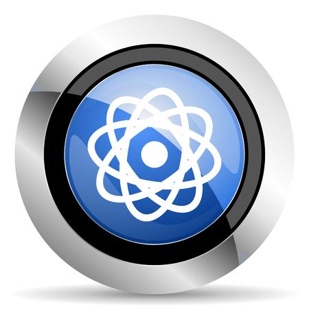 atom icon photo