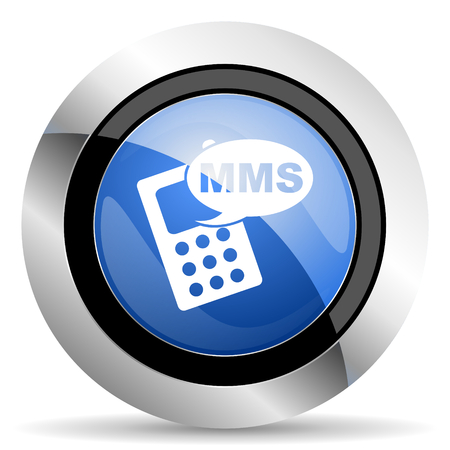 mms icon: mms icon phone sign