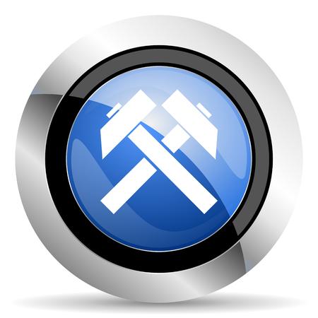 mining icon photo