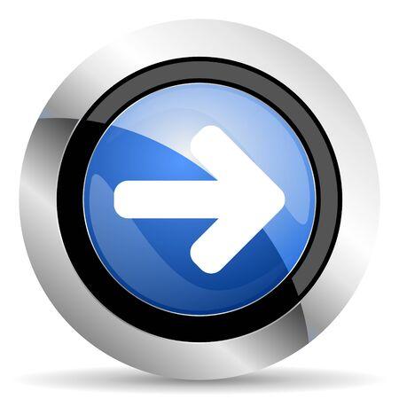 right arrow icon arrow sign photo