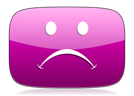 cry: cry violet icon