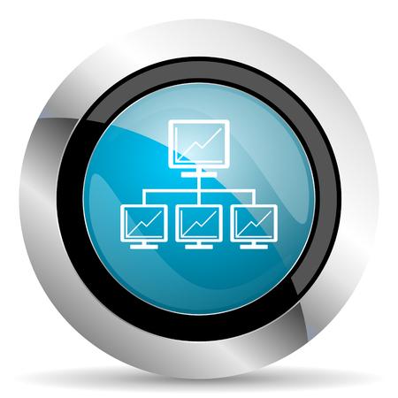 lan: network icon lan sign